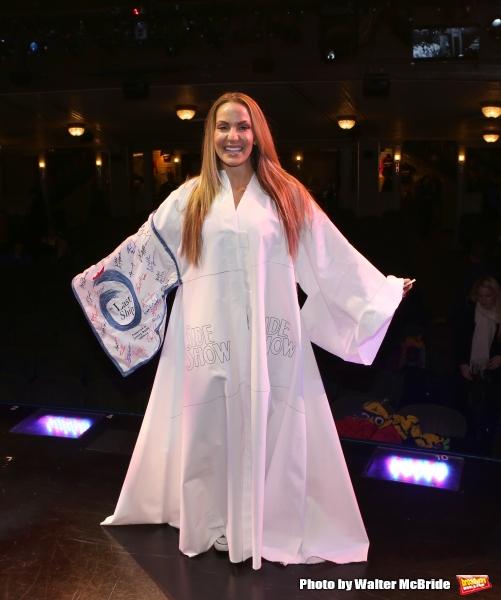 Photo Coverage: Inside the HONEYMOON IN VEGAS Gypsy Robe Ceremony
