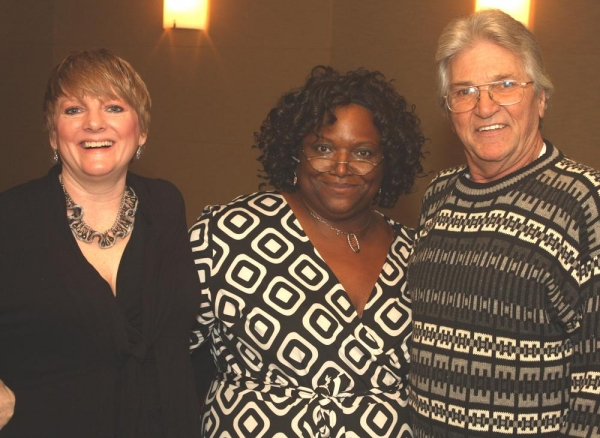 Alison Arngrim, Paula Mitchell-Manning and Paul Petersen Photo