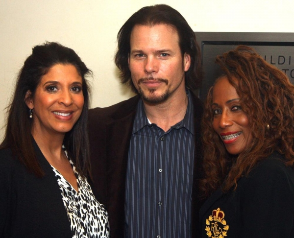 Christine Devine, Sean McNabb and Sandra Lord Photo