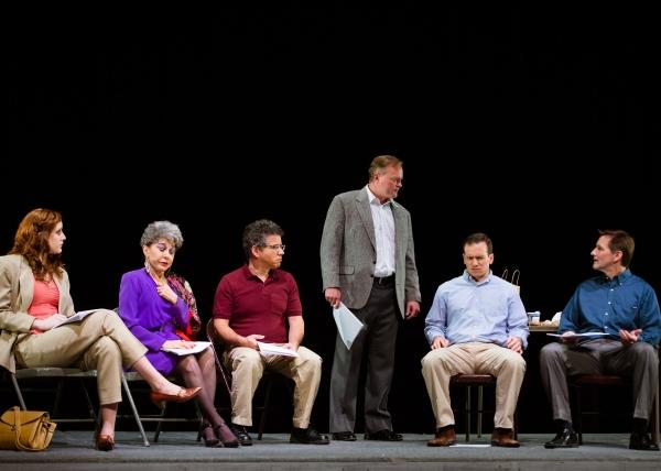 Christine Carter, Joan Susan Zeigler, Jay Stein, Ian Brown, Wilson Paine, Kevin Walker