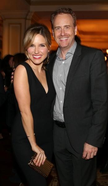 "Sophia Bush ""Chicago P.D."", Robert Greenblatt; Chairman, NBC Entertainment"