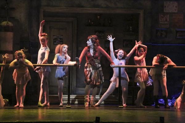 Photo Flash: First Look- La Mirada Theatre Presents BILLY ELLIOT
