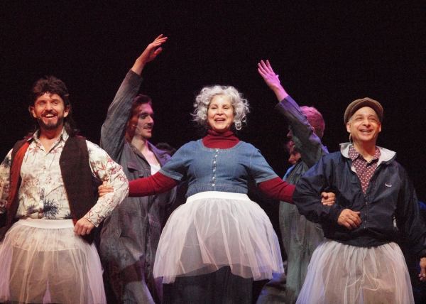 Photos: Curtain Call and Press Night Celebration Of McCoy-Rigby's BILLY ELLIOT At La Mirada Theatre