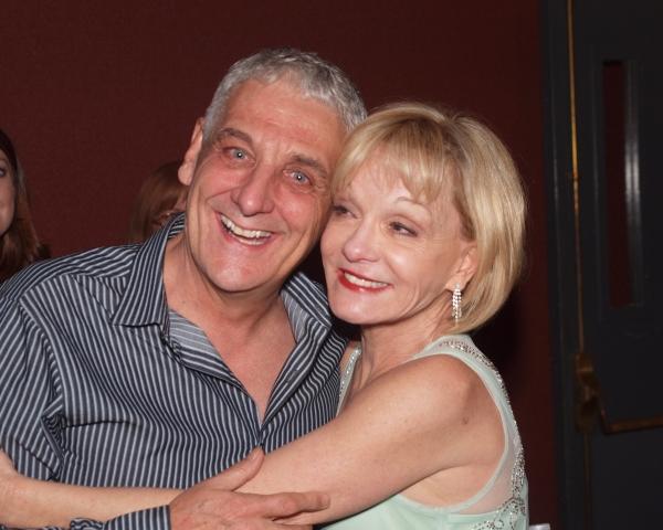Glenn Casale and Cathy Rigby