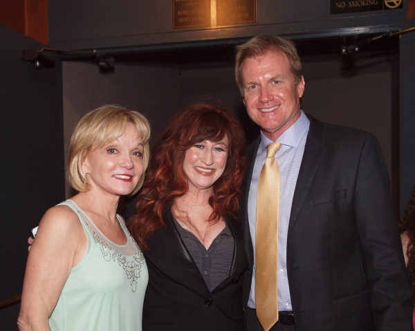 Cathy Rigby, Vicki Lewis, and Tom McCoy
