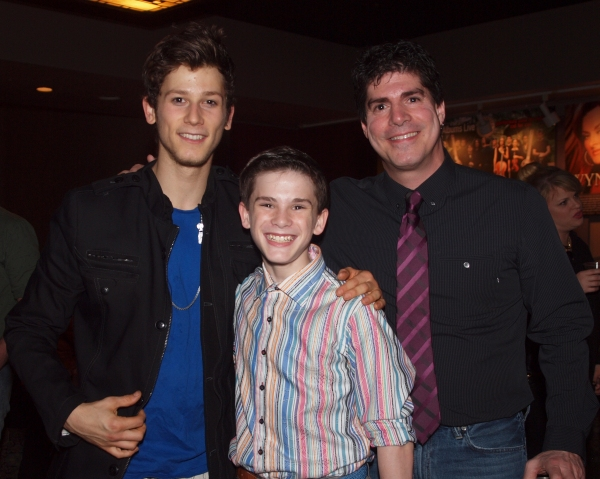Brandon Forrest, Mitchell Tobin, and Paul Rubin