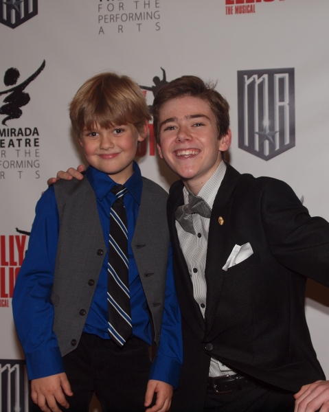 Photo Coverage: Curtain Call and Press Night Celebration Of McCoy-Rigby's BILLY ELLIOT At La Mirada Theatre