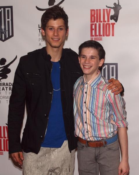 Brandon Forrest and Mitchell Tobin