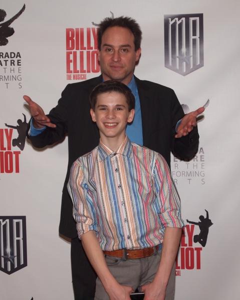 Brian Kite and Mitchell Tobin
