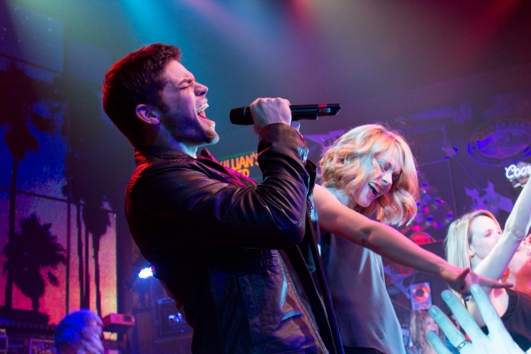 Jeremy Jordan, Ashley Spencer
