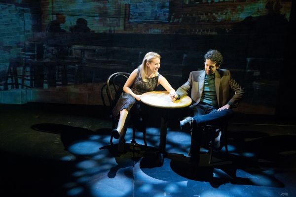 Photo Flash: First Look at Louis Pardo and Ashley Fox Linton in Rubicon Theatre Company's THE LAST FIVE YEARS