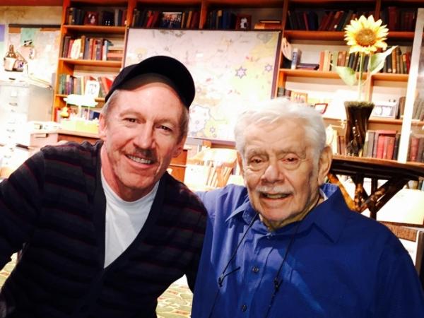 Tom Dugan, Jerry Stiller Photo