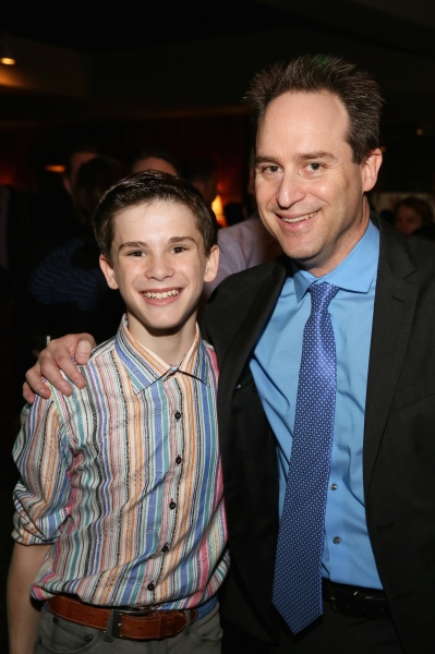 Cast member Michael Tobin and Director Brian Kite