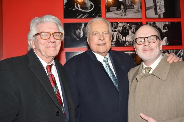 Jack W. Batmen, Robert Osborne and Sydney J. Burgoyne