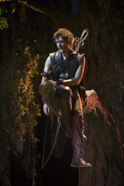 Photo Flash: First Look at Broadway-Bound THE HEART OF ROBIN HOOD in Toronto!