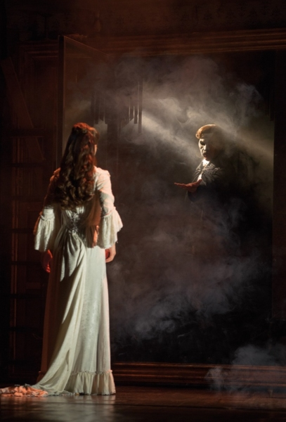 Photo Flash: First Look at THE VOICE's Chris Mann, Katie Travis & More in THE PHANTOM OF THE OPERA National Tour!