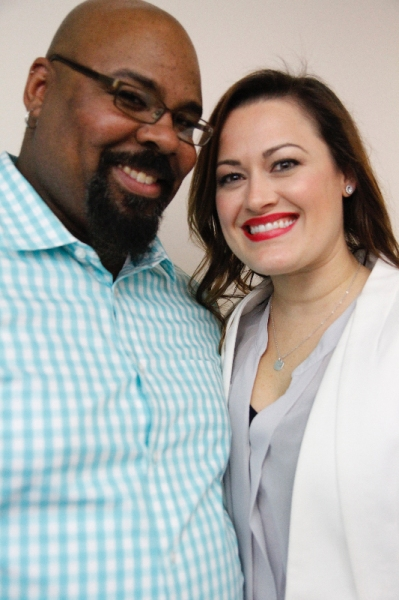 James Monroe Iglehart, Ashley Brown