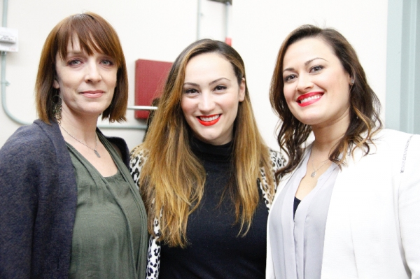 Julia Murney, Eden Espinosa, Ashley Brown