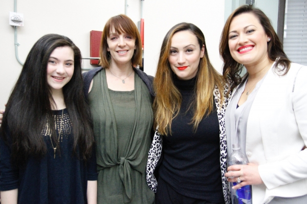 Lilla Crawford, Julia Murney, Eden Espinosa, Ashley Brown