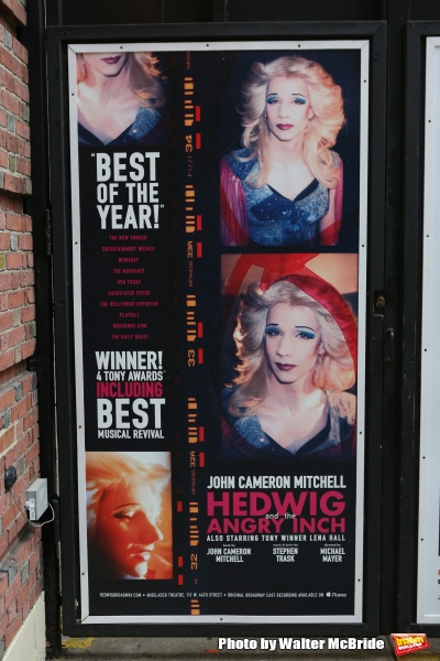 a review of the musical hedwig and the angry inch by john cameron mitchell Hedwig and the angry inch began as an off-broadway musical in 1997, where it achieved cult status and critical acclaim it is the story of hansel (ben mayer-goodman/john cameron mitchell), a homosexual young man who grew up in communist east berlin, and dreamed of leaving his war-ridden homeland to find his soul mate.