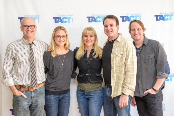 Jeff Talbott, Tracy Middendorf, Kelly McAndrew, Ted Koch, Todd Lawson