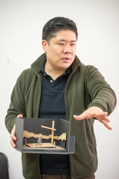 Wilson Chin (Set Designer)