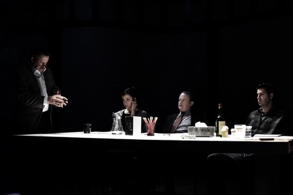 The cast of RLTP's 'DEATH OF WALT DISNEY'