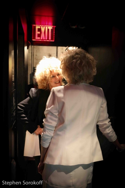 Bette Sussman & Christine Ebersole