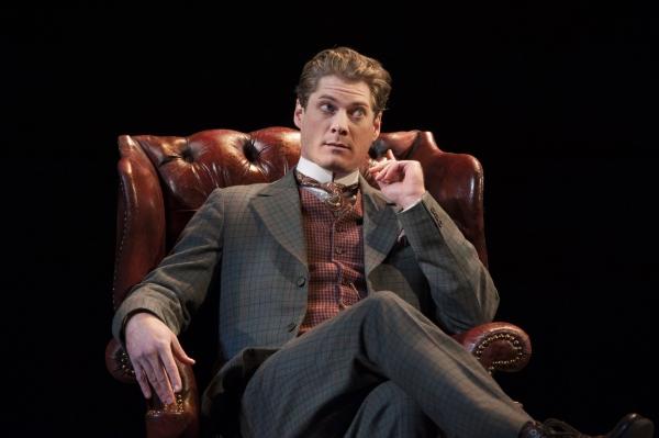 Gregory Wooddell as Sherlock Holmes
