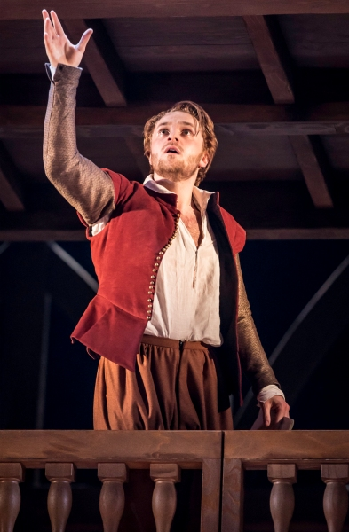 Photos: First Look at Orlando James & Eve Ponsonby in West End's SHAKESPEARE IN LOVE