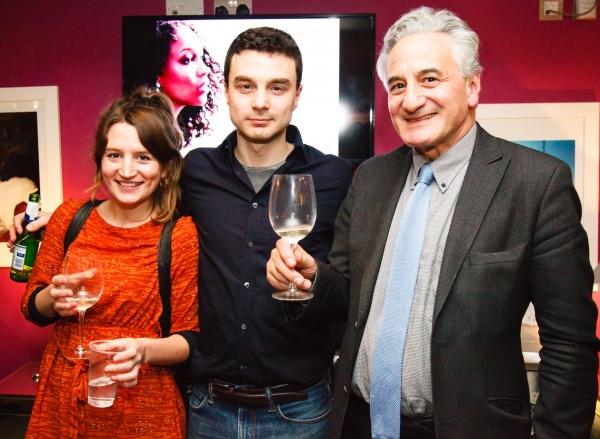 Carla Goodman, Ilan Goodman, Henry Goodman