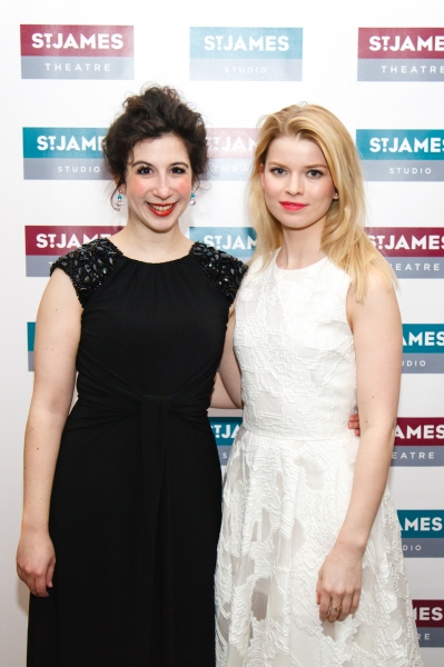 Photos: Inside Opening Night of BAD JEWS at St. James Theatre