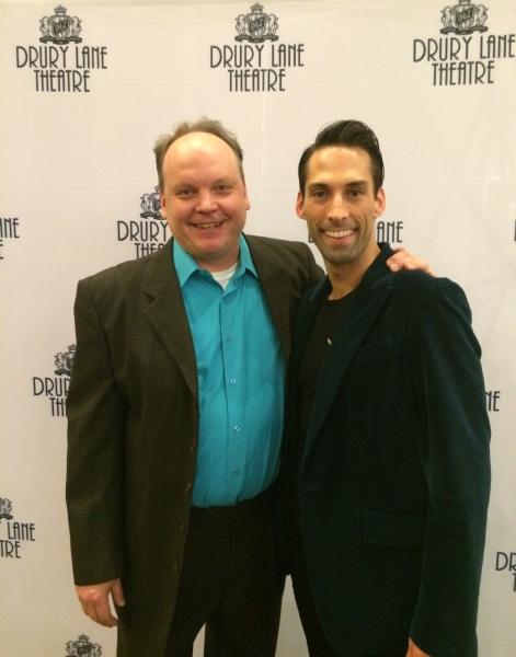 Brett Tuomi and Todd Rhoades