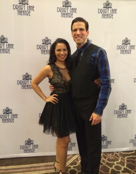 Christina Nieves and Jim Deselm