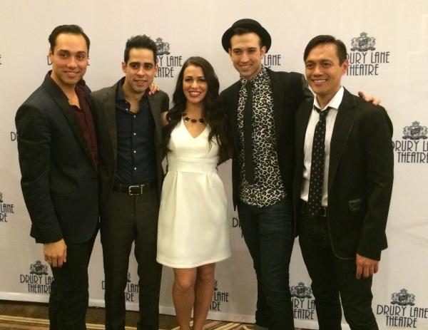 Glenn M. Snellgroseii, Tommy Rivera-Vega, Elena Romanowski, Anthony Avino and Chip Pa Photo