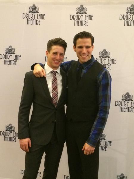 Rhett Guter and Jim Deselm