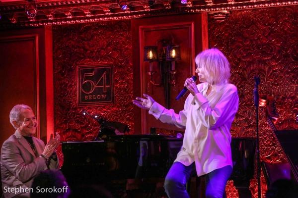 Ken Hirsch & Sally Kellerman Photo