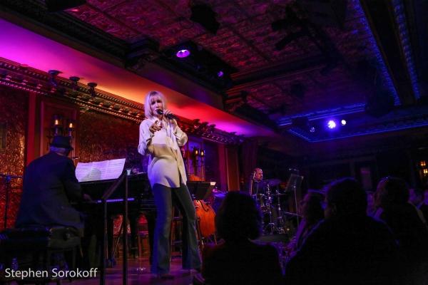 Photos: Sally Kellerman Plays 54 Below
