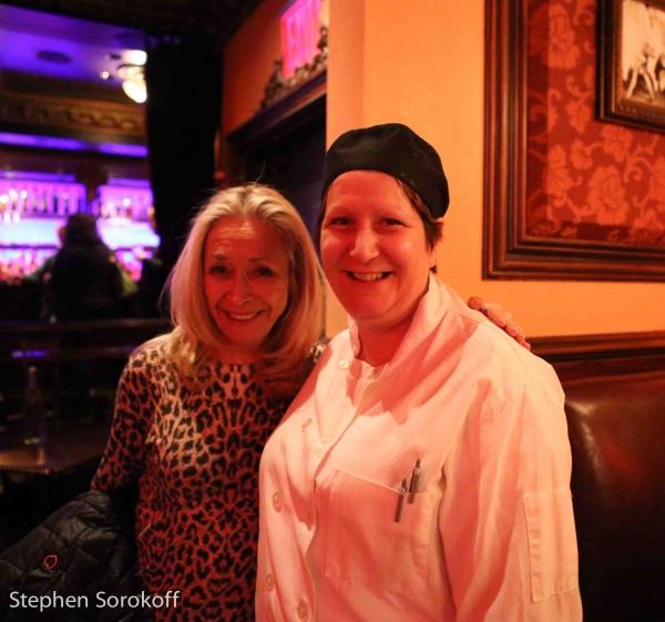 Eda Sorokoff & Lynn Bound, Executive Chef