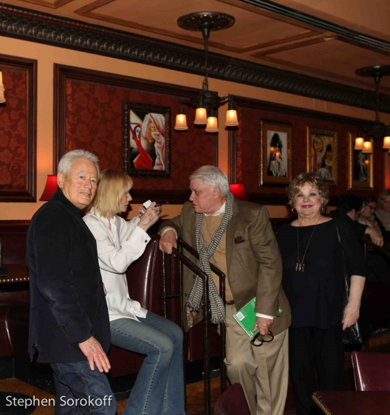 Stephen Sorokoff, Sally Kellerman, Rex Reed, Joyce Breech