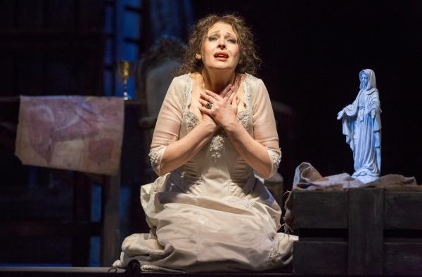 Photos: First Look at Tatiana Serjan, Brian Jagde, Evgeny Nikitin & More in Lyric Opera of Chicago's TOSCA