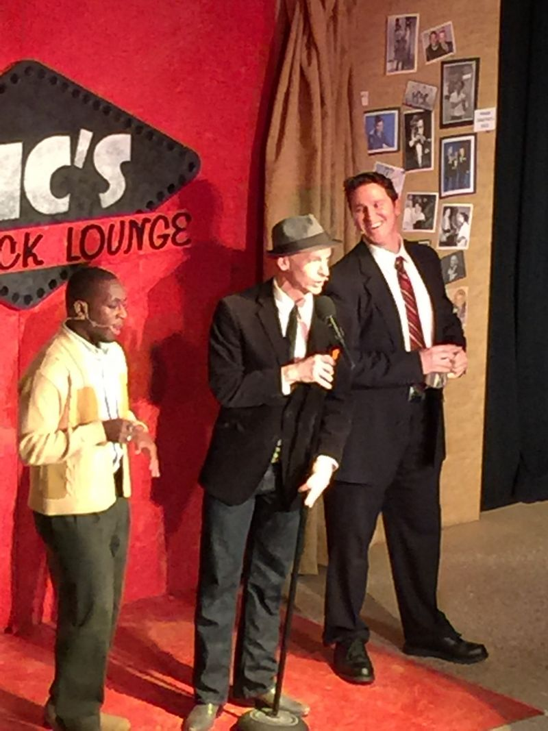 BWW Review: Winter Park Playhouse's THE RAT PACK LOUNGE Hits All of the Classic Crooner Notes