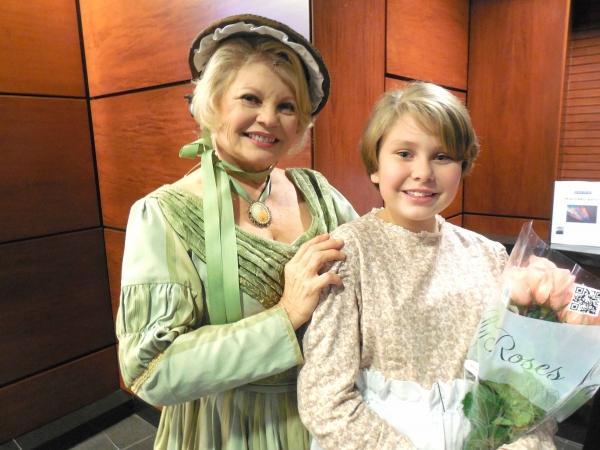 Kathy Garver and Ani Werderitch (Suzy Harper)