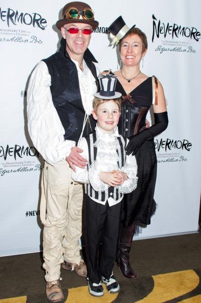 Jonathan Christenson and family