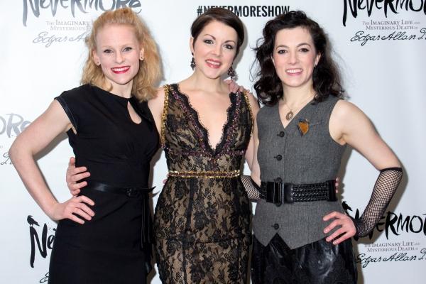 Shannon Blanchet, Lindsie Van Winkle, Beth Graham