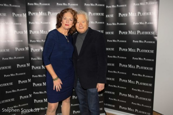 Michele Pawk & Stephen Sorokoff