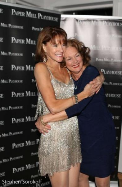 Carolyn McCormick & Michele Pawk