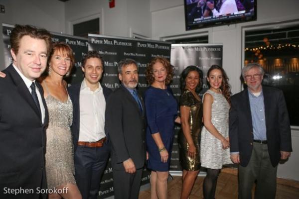 Don Stephenson, Director, Carolyn McCormick, Philippe Bowgen, Mark Nelson, Michele Pa Photo