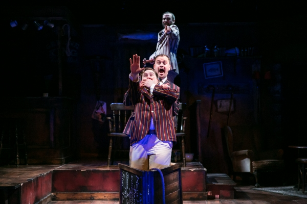 Photo Flash: First Look at THREE MEN IN A BOAT UK Tour