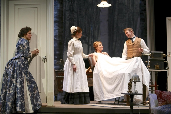 Photo Flash: First Look at Syracuse Stage's IN THE NEXT ROOM